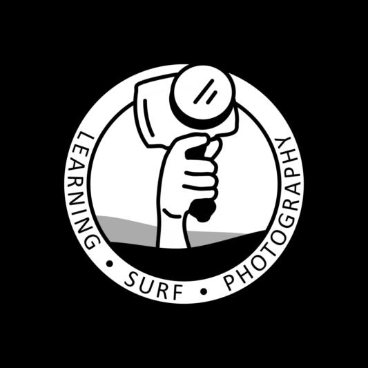Learning Surf Photography Logo